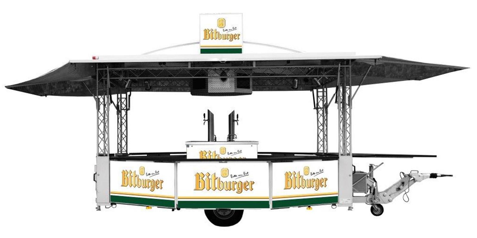CCK Catering - Hamburg - Bierwagen